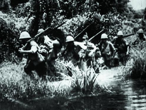 マレー戦記・進撃の記録