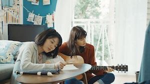 『パークス』 ⓒ2017本田プロモーションBAUS